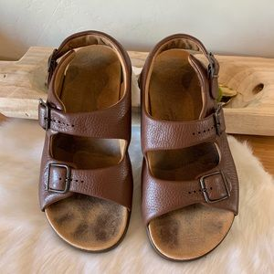 SAS leather sandals